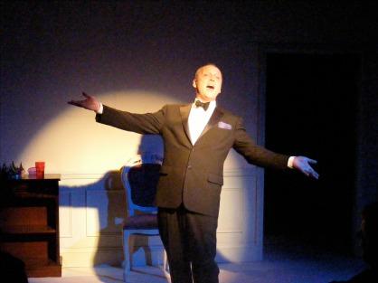 Aaaaahhhhhh! David Benson sings Noel Coward, Jermyn Street Theatre 2010