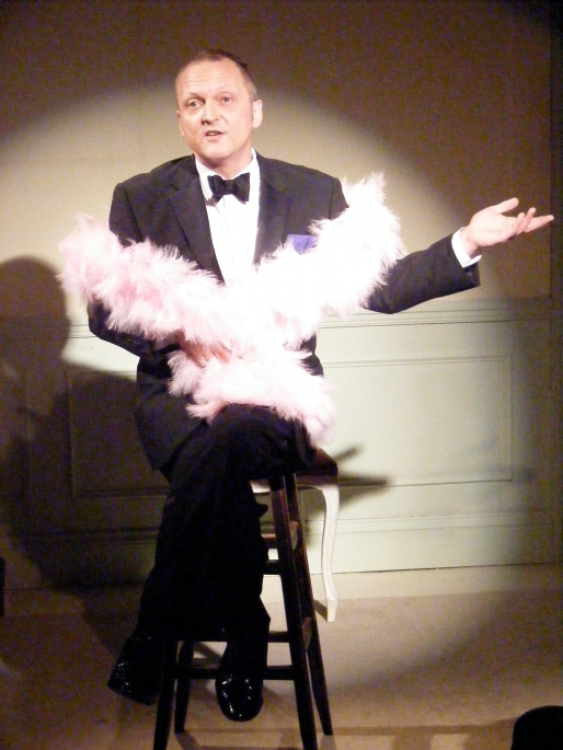If Love Were All David Benson sings Noel Coward, Jermyn Street Theatre 2010