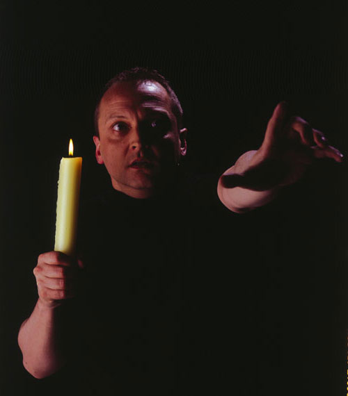 Haunted Stage poster image 2003